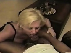 Granny Wants A Black Cock For Her Loose Hole